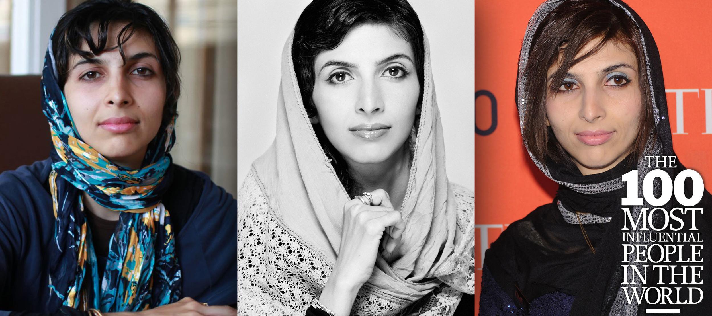 Roya Mahboob, afganistanska poduzetnica koju je Time Magazine odabrao za jednu od 100 najutjecajnijih ljudi na svijetu 2013. godine, osnivačica je i izvršna direktorica afganistanske kompjuterske kompanije Citadel i izvršna direktorica Digital Citizen Fund -a.